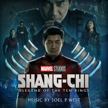 Shang-Chi and the Legend of the Ten Rings (Original Score) 專輯封面