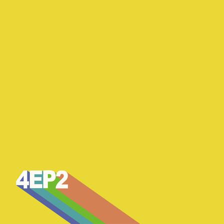 4EP2 專輯封面