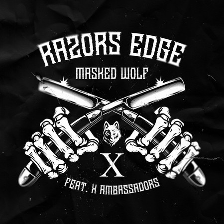 Razor's Edge (feat. X Ambassadors) 專輯封面