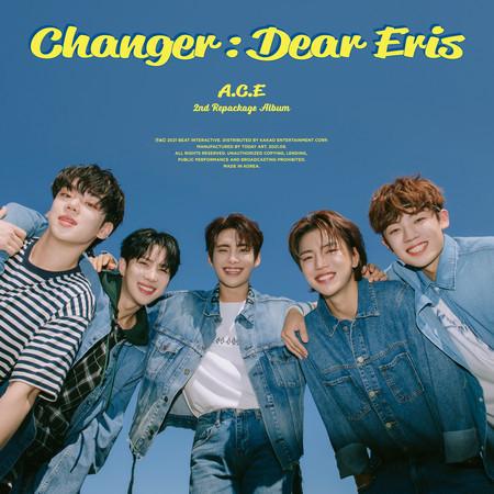 Changer : Dear Eris 專輯封面