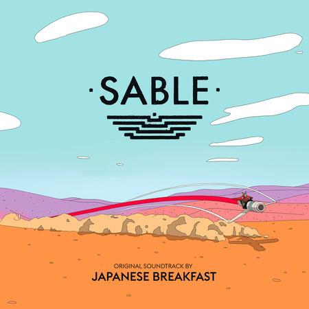 Sable (Original Video Game Soundtrack) 專輯封面