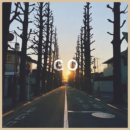 GO 專輯封面