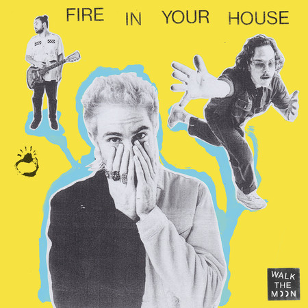 Fire In Your House 專輯封面