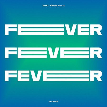 ZERO : FEVER Part.3 專輯封面