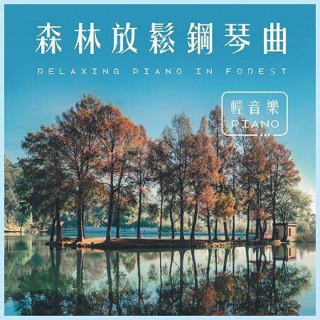 輕音樂Piano.森林放鬆鋼琴曲 (Relaxing Piano in Forest) 專輯封面