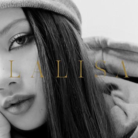 LALISA 專輯封面