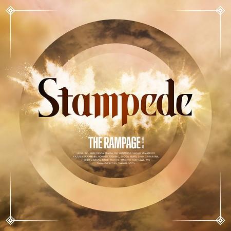 Stampede 專輯封面