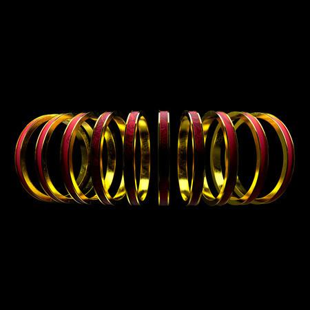 尚氣與十環傳奇 電影原聲帶 專輯封面