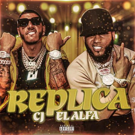 Replica (feat. El Alfa) 專輯封面