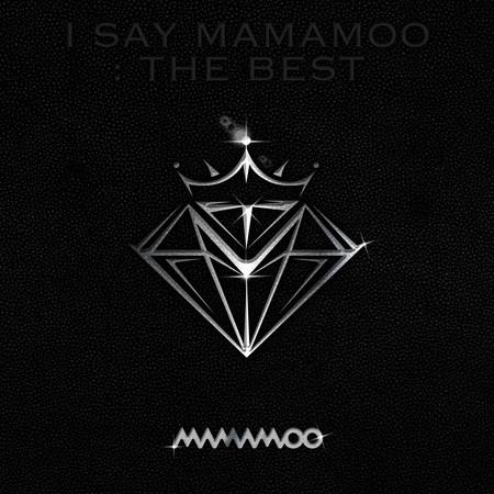 I SAY MAMAMOO : THE BEST 專輯封面