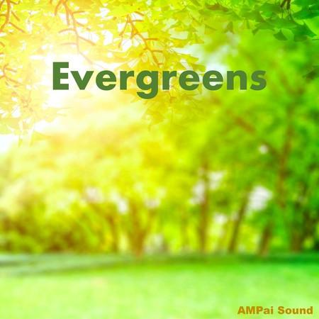 Evergreens 專輯封面