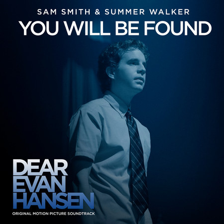 """You Will Be Found (From The """"Dear Evan Hansen"""" Original Motion Picture Soundtrack) 專輯封面"""