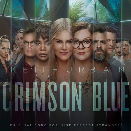 Crimson Blue (From Nine Perfect Strangers) 專輯封面