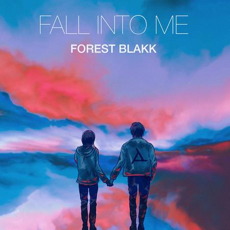 Fall Into Me 專輯封面