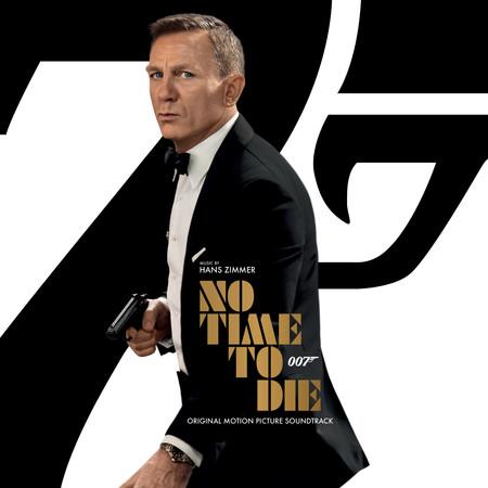 007 生死交戰 - 電影原聲帶 No Time To Die [ Original Motion Picture Soundtrack ] 專輯封面