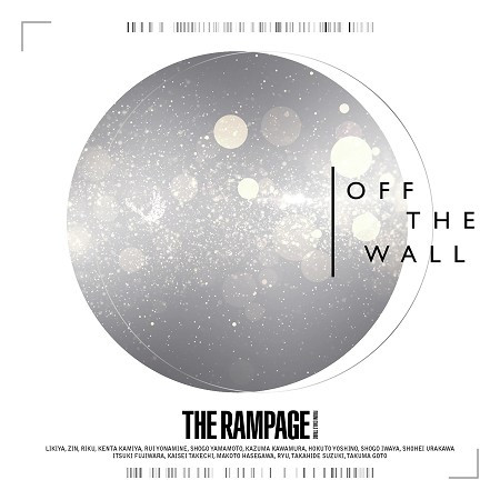 OFF THE WALL 專輯封面