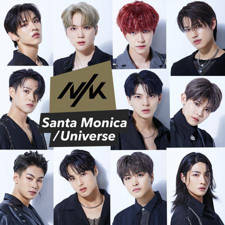 Santa Monica / Universe 專輯封面