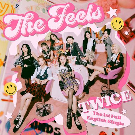 The Feels 專輯封面