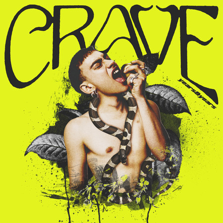 Crave 專輯封面