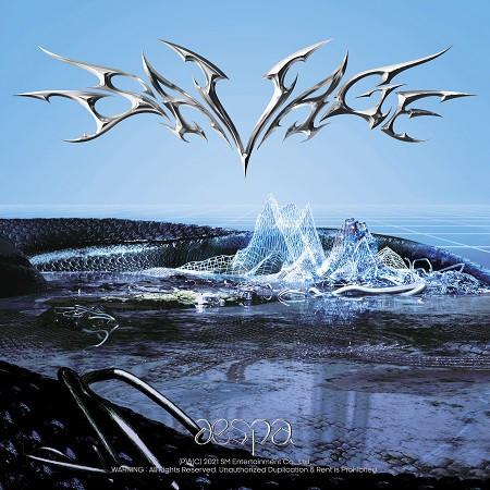 首張迷你專輯『Savage』 專輯封面