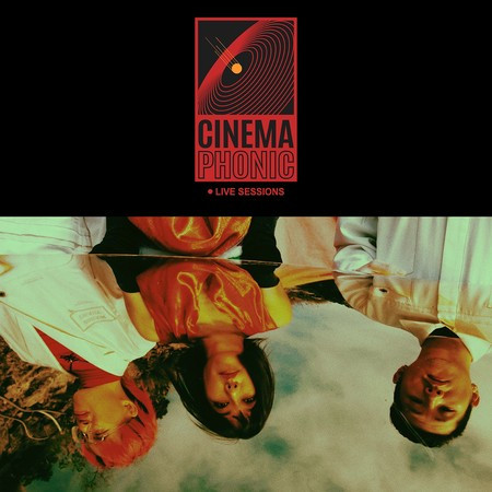 The White Eyes On Cinemaphonic (Live) 專輯封面