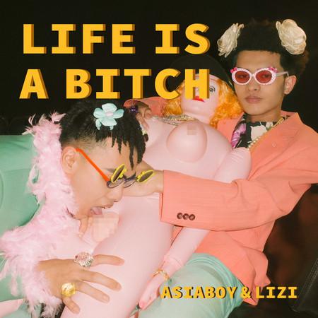 Life Is A Bitch 專輯封面