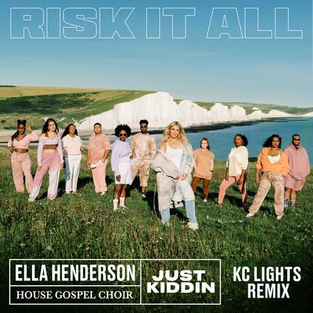 Risk It All (KC Lights Remix) 專輯封面