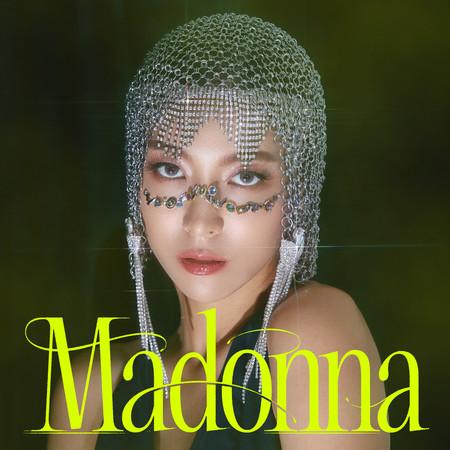 Madonna 專輯封面