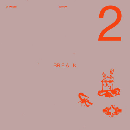 22 Break 專輯封面