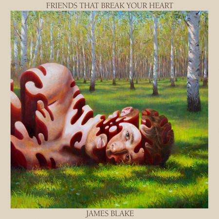 Friends That Break Your Heart (Bonus) 專輯封面