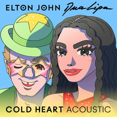 Cold Heart (Acoustic) 專輯封面
