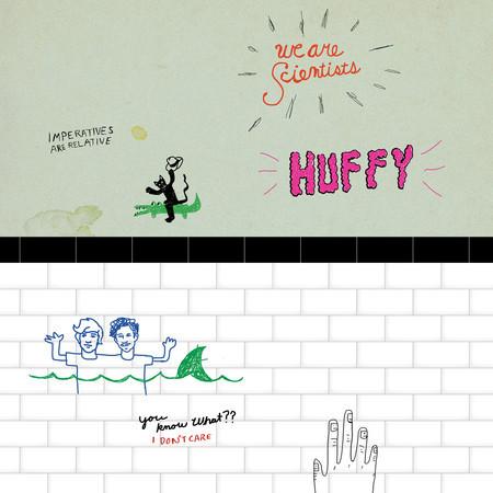 Huffy 專輯封面