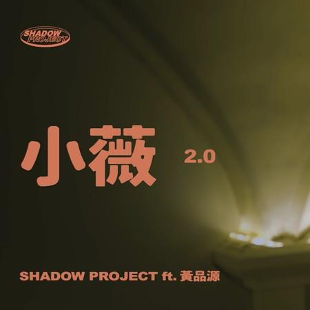 小薇2.0 (feat. 黃品源) 專輯封面