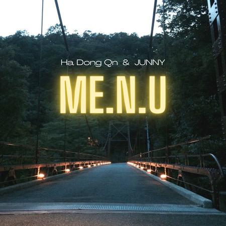 ME.N.U 專輯封面