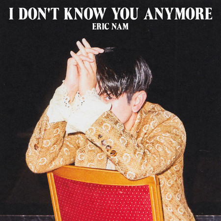 I Don't Know You Anymore 專輯封面