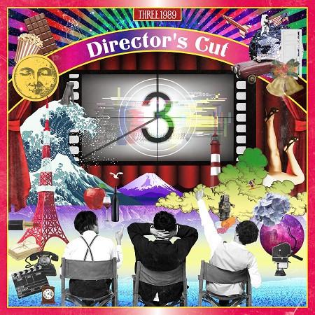 Director's Cut 專輯封面
