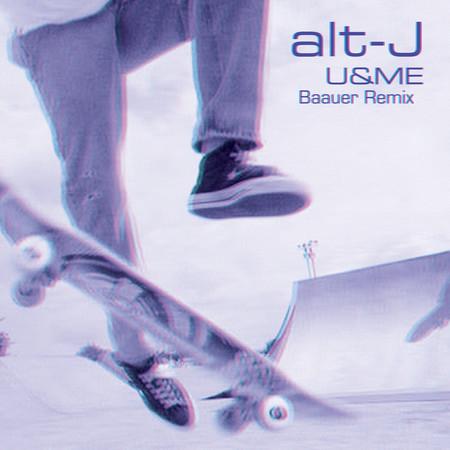 U&ME (Baauer Remix) 專輯封面