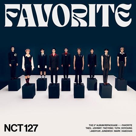 第三張正規改版專輯『Favorite』 專輯封面